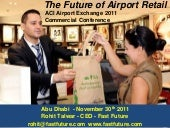 Rohit Talwar - The Future of Airpor...
