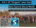 ROI of Blogger Press Trips and How to do it right!