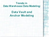Roland bouman modern_data_warehouse_architectures_data_vault_and_anchor_modelling