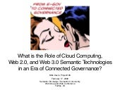 What is the role of cloud computing...