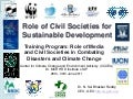 Role of media and civil societies in combating