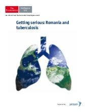Getting serious: Romania and tuberculosis