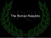 Roman Republic & Punic wars  12