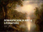 American Romanticism Movement