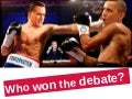 Romney Obama Debate Winner: Who Won the 2012 Presidential Debate