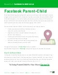 Facebook Parent-Child Functionality