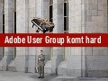 Roomware: Adobe User Group komt hard