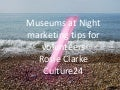 Rosie Clarke Culture24 on marketing for museum volunteers