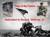 Ross whitney usmc