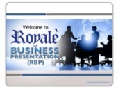 Royale Business Presentation - Team NI