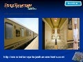 Royal rajasthan on wheels ppt