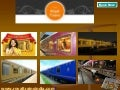 Downlaod Information about royal train in india.Royal train booking guide list of luxury train in india list