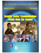 Challenges of Security Sector Trans...