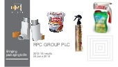 RPC Group Plc video