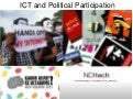 Technology and Political Participation