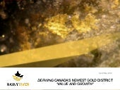 Rainy River Resources Ltd. Corporat...