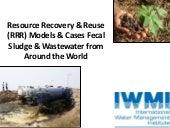 Resource Recovery and Reuse (RRR) M...