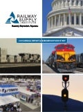 2013 Railway Supply Institute Annual Report & Membership Directory