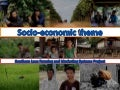 Socio economic theme: Southern Laos Farming and Marketing Systems Project