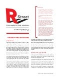 R Street Institute Report: The Green Side of Fracking