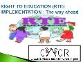 Right to Education Act in India-Citizen Association For Child Rights