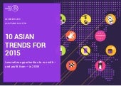 10 Asia Trends for 2015