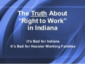 The Facts About Right to Work Laws