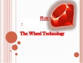 Ruby -the wheel Technology