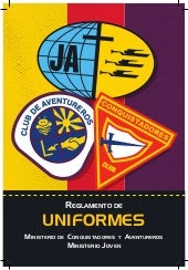 Manual de Uniformes 2013 - DSA