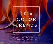 2016 Color Trends & Mood Boards For Design Projects