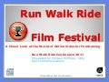 Run Walk Ride Film Festival 2011