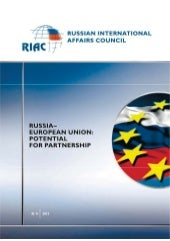 Russia–European Union: Potential fo...