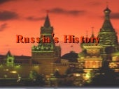 Russias History Test