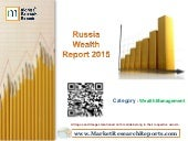 Russia Wealth Report 2015