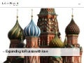 FaberNovel - Expanding to Russia with love...