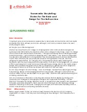 Pamela Rutledge:  Planning-ness 2011