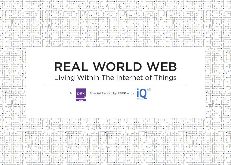 Real World Web Report