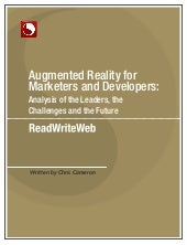 Augmented Reality for Marketers and...