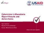 VeriSign Report for Macedonia 18 Ap...