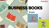 Best Business Books From A to Z
