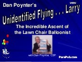 Unidentified Flying .  . . Larry: T...