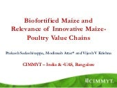S7.5  Biofortified Maize and Releva...