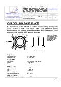 Sachpazis_CHS Column base plate to EC3 1993-1 with NA CEN