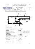 Sachpazis: Raft Foundation Analysis & Design  BS8110:part 1-1997_plain slab with edge wall load example