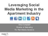 UPDATED: Leveraging Social Media Ma...