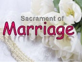 Sacrament of marriage