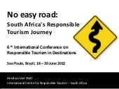 SA & Cape Town responsible tourism ...