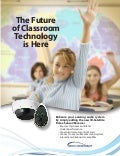 Safe classroom with ir dome brochure