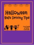 Safe driving tips for Halloween!