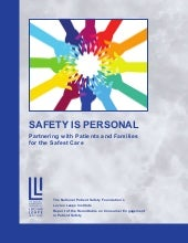 Safety is Personal: Partnering with...